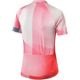 Löffler hotBOND RF Full-Zip Bike Jersey Women, rouge